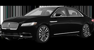 Lincoln Contenential