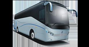 Large Coach Bus